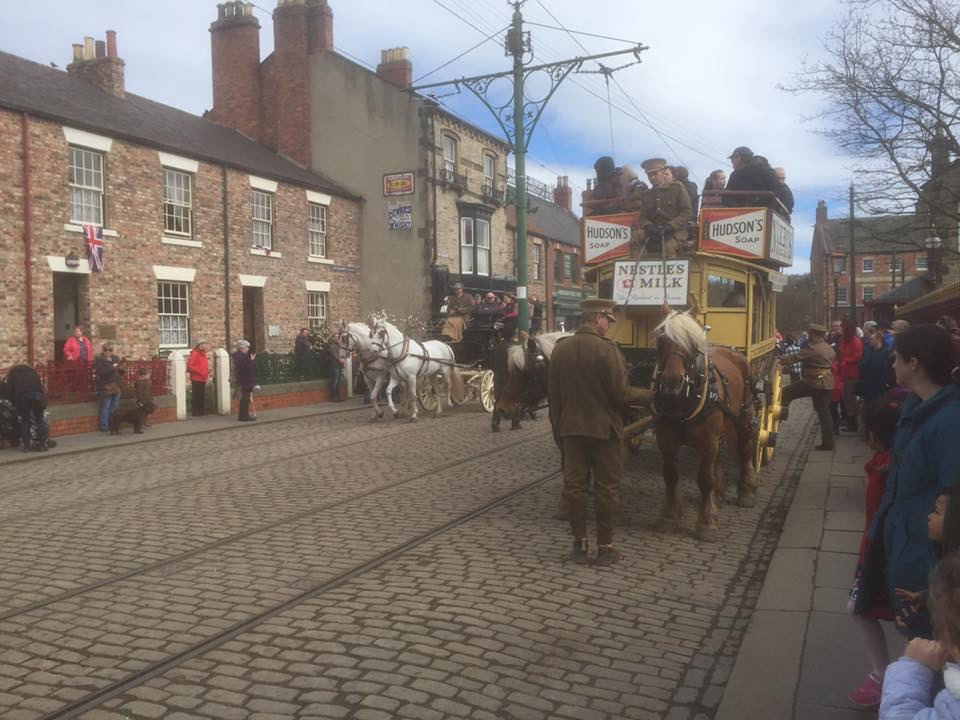 Horses at War - Beamish Museum